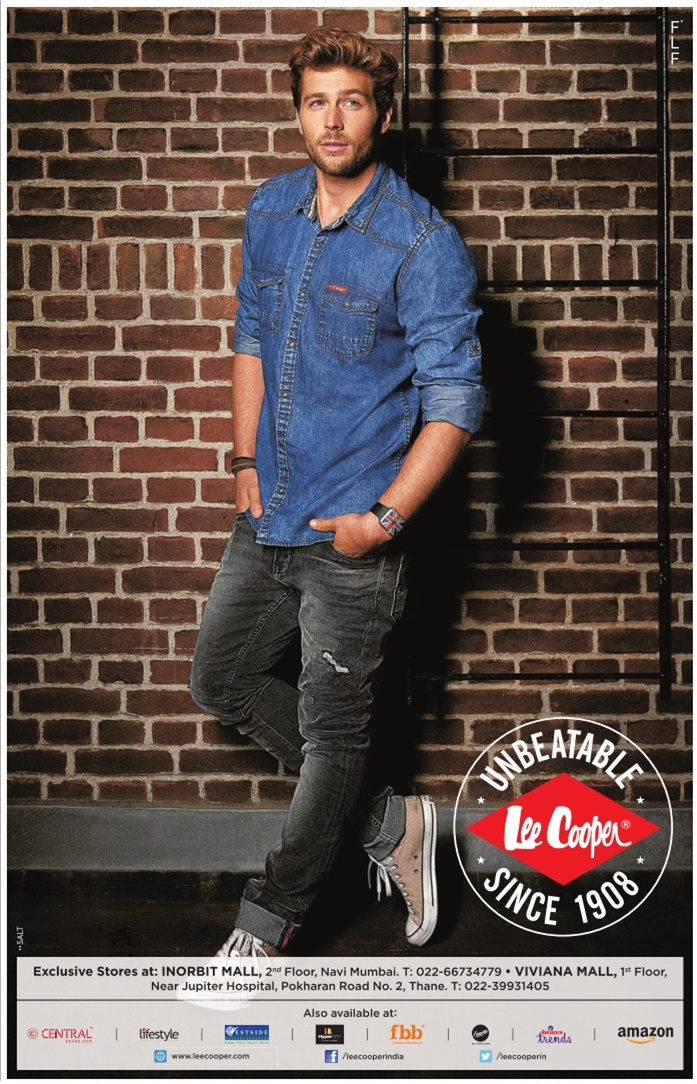 Lee Cooper Advertisement