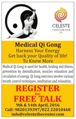 Celeste The Center Advertisement