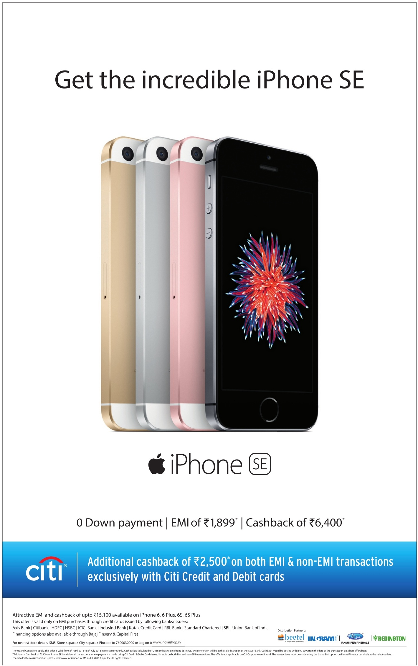 Cashback Iphone  Plus