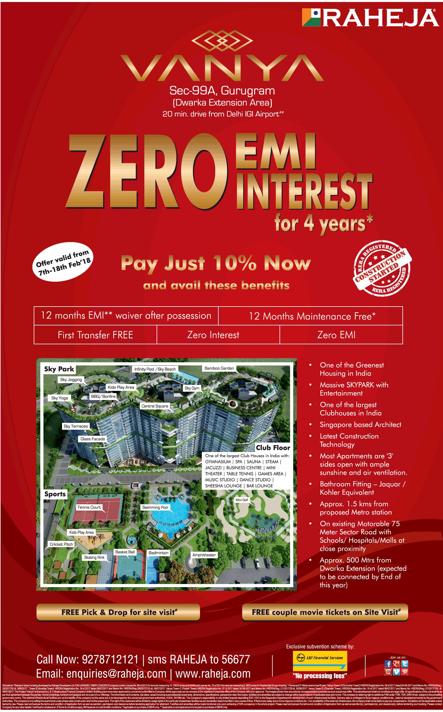 Zero Interest Loans India
