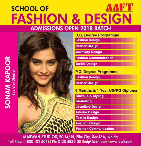 Aaft School Of Fashion And Design School Style