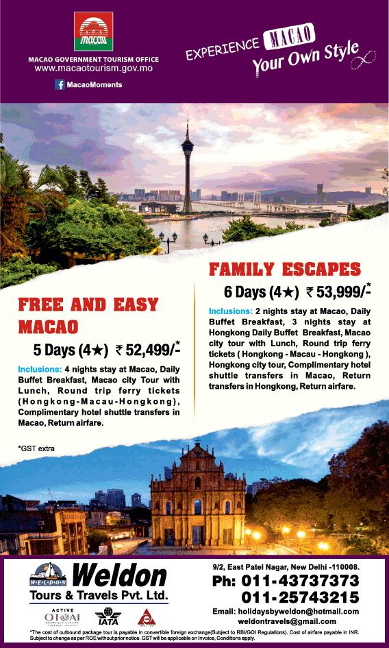 Creative Tours And Travels Delhi