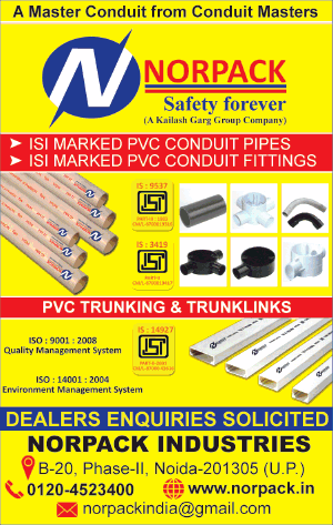 Norpack Industries Norpack Safety Forever Ad