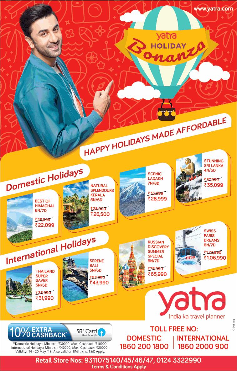 Holiday India Travel Agency Delhi