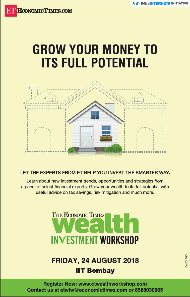 Wealth Investment Workshop Iit Bombay Ad