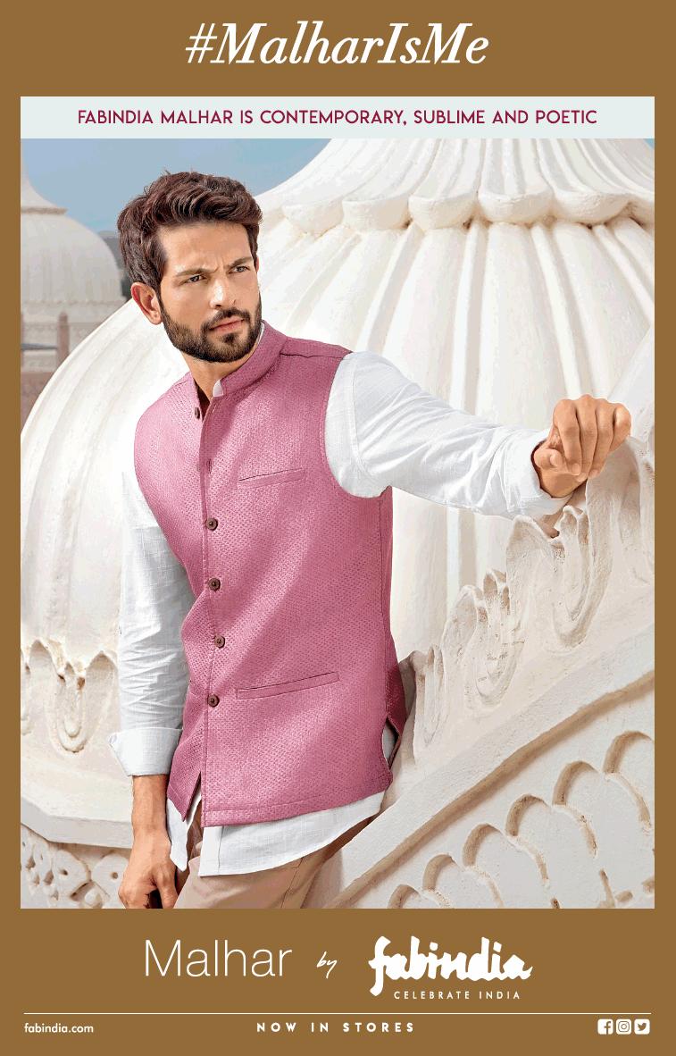 Malhar By Fabindia Celebrate India Ad