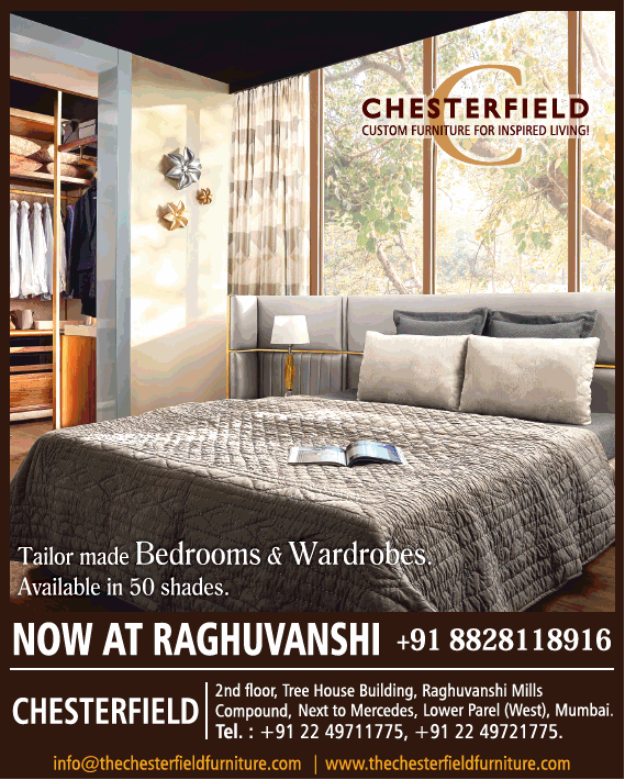 Chester Field Tailor Made Bedrooms And Wardrobes Ad