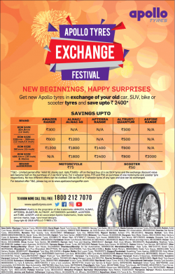apollo-tyres-exchange-festival-ad-times-of-india-delhi-16-11-2018.png