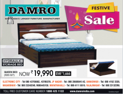 damro-furniture-festive-sale-ad-times-of-india-bangalore-09-11-2018.png