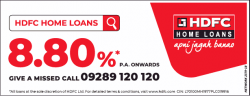 hdfc-home-loans-8.80-%-p-a-onwards-ad-times-of-india-bangalore-27-11-2018.png