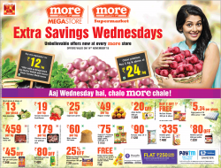 more-mega-store-extra-savings-wednesdays-ad-times-of-india-delhi-14-11-2018
