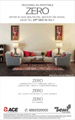ace-golfshire-releasing-an-irrestible-zero-offer-at-ace-golfshire-ad-delhi-times-20-12-2018.png
