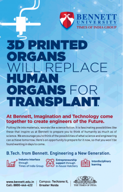 bennett-university-3d-printed-organs-will-replace-human-organs-for-transplant-ad-times-of-india-delhi-09-12-2018.png
