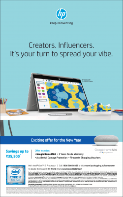 hp-laptops-creators-influencers-its-turn-to-speed-your-vibe-ad-bombay-times-28-12-2018.png
