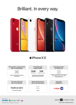 indiaistore-com-brilliant-in-every-way-iphone-xr-ad-deccan-chronicle-hyderabad-22-12-2018.png