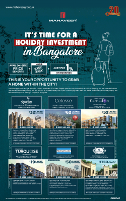 mahaveer-homes-its-time-for-a-holiday-investment-in-bangalore-ad-times-of-india-bangalore-21-12-2018.png