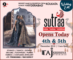 sutraa-indian-fashion-exhibition-ad-hyderabad-times-04-12-2018.png