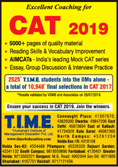 t-i-m-e-excellent-coaching-for-cat-2019-ad-times-of-india-delhi-19-12-2018.png